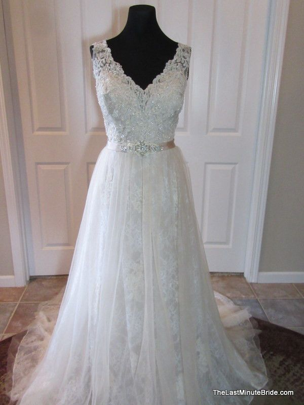 Mori Lee 2780 From The Last Minute Bride $700