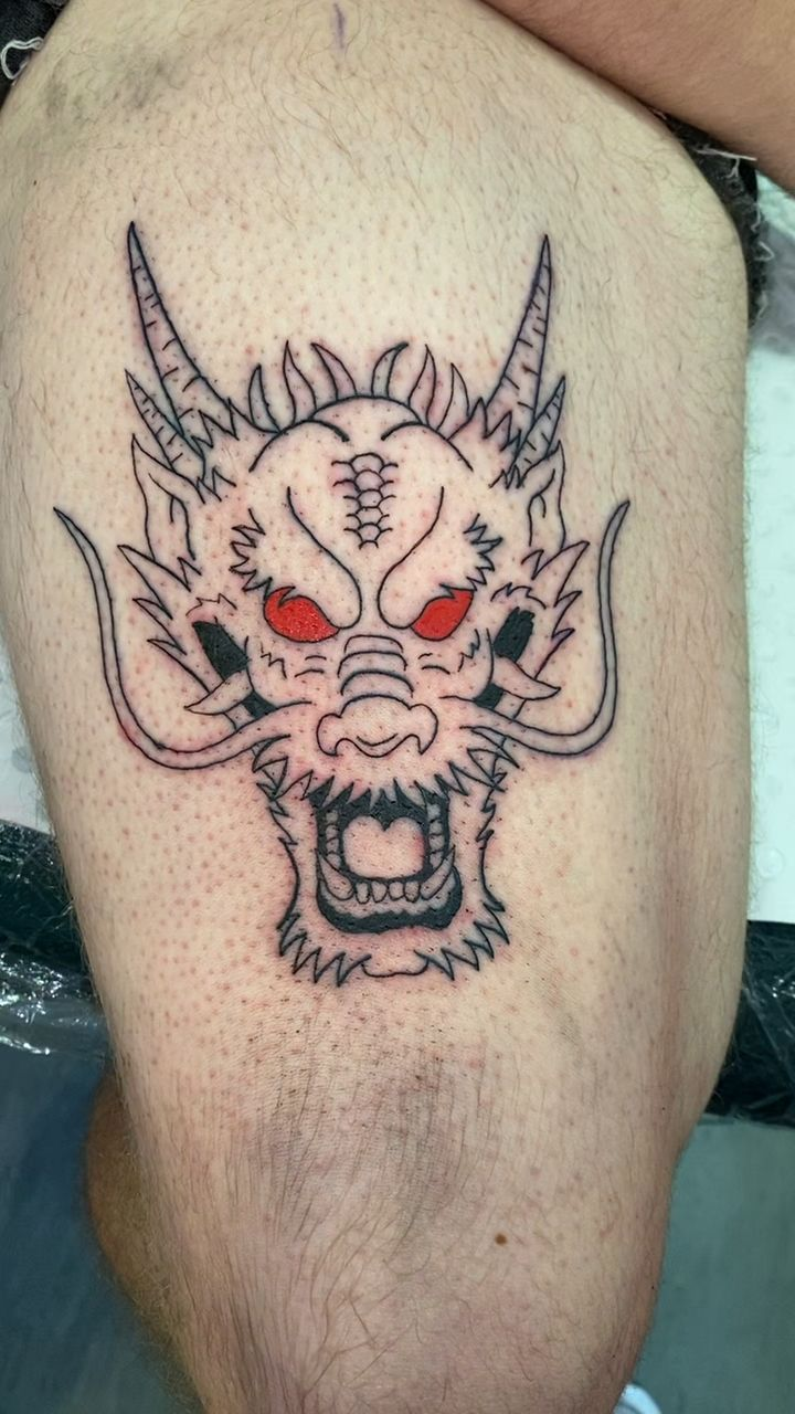 Photo of +100 tattoo designs Dragon tattoo outline large men tattoo