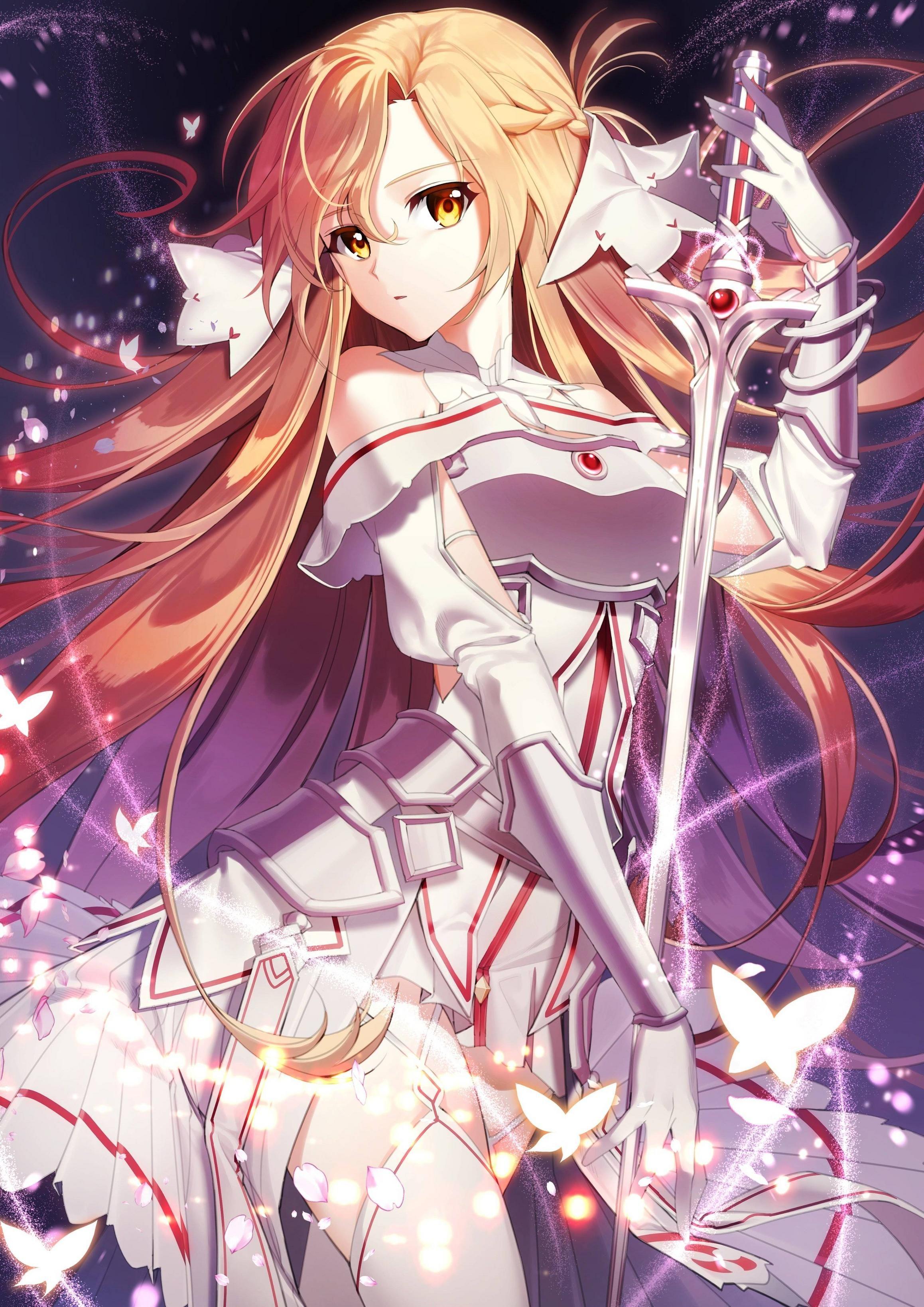 Asuna [Sword Art Online] - Follow our pinterest for daily pins