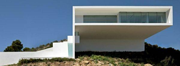 moderne architektur h user aussicht aufs meer architektur moderne h user und geb ude pinterest. Black Bedroom Furniture Sets. Home Design Ideas