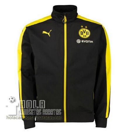 d53204c3c81 Puma Chaqueta Negro Borussia Dortmund 2016 €33.0