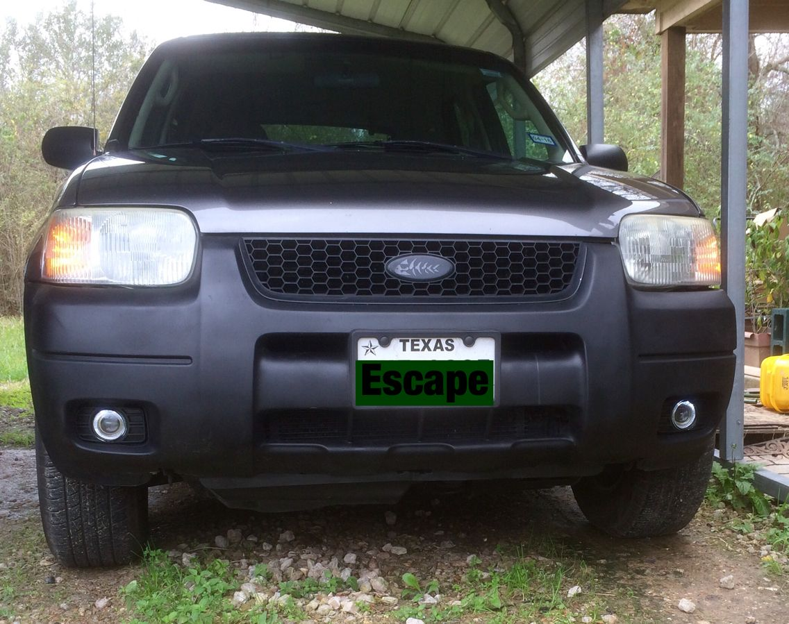 2004 Ford Escape Xlt Rusty Rattler Custom Ford Escape Xlt Ford