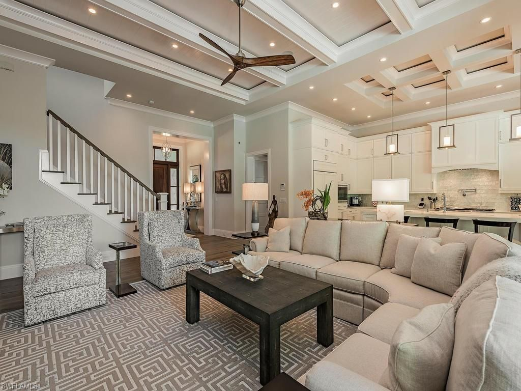 780 1st Ave N Naples Fl 34102 Mls 215054559 Zillow Big Living Room Design Home Living Room Big Living Rooms