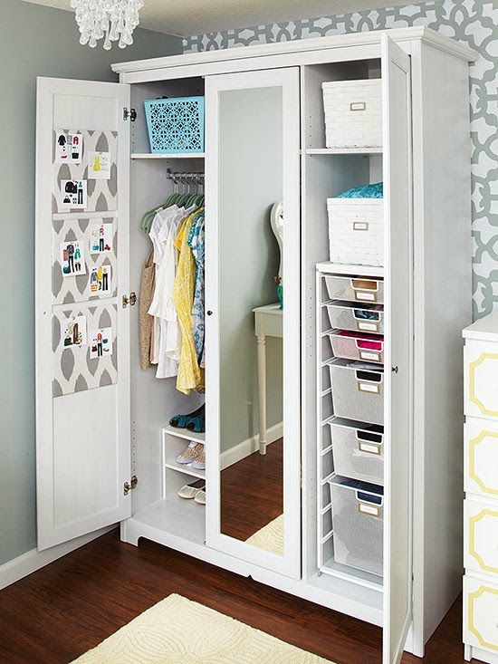 Storage Solutions for Closets 2014 Ideas