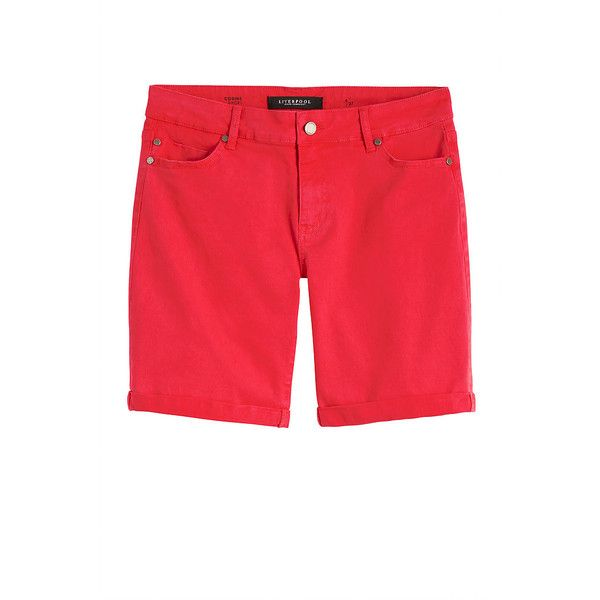 Dear Bryn, I   Love the red Bermuda shorts! I need shorts. Love the coral Liverpool shorts.