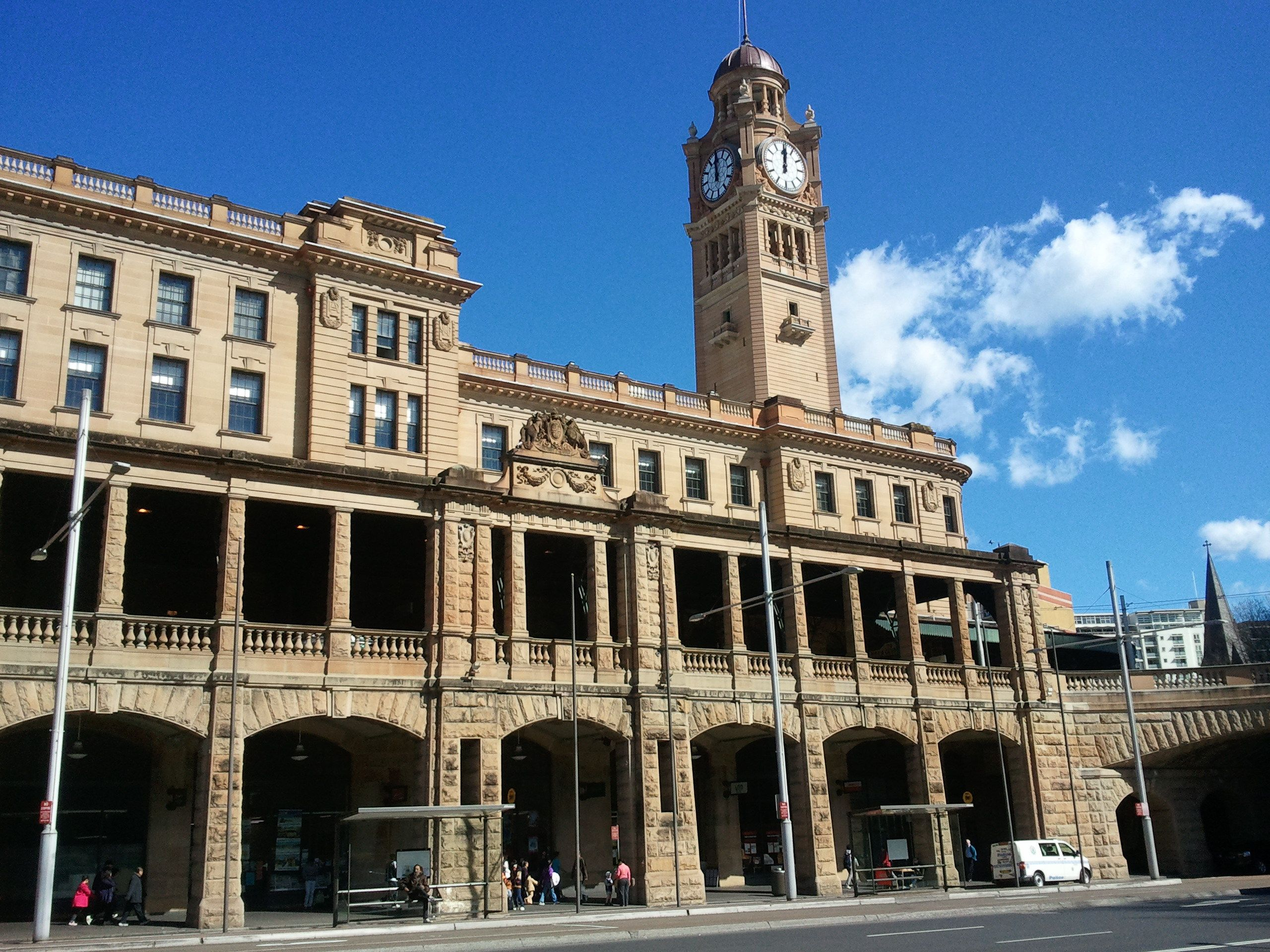 hotel sydney central railway station