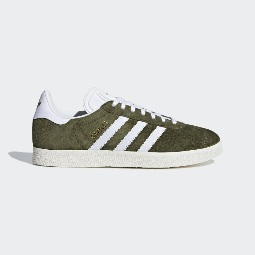 Gazelle Shoes Raw Khaki / Cloud White / Chalk White CG6062 ...