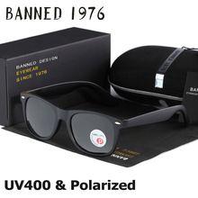 2017 moda clássico hd polarized uv400 óculos de sol dos homens de condução  legal do vintage d665bb9c7c