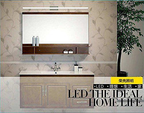 FUMIMID LED Spiegel Lampe praktische moderne minimalistische Spiegel - spiegel badezimmer mit beleuchtung