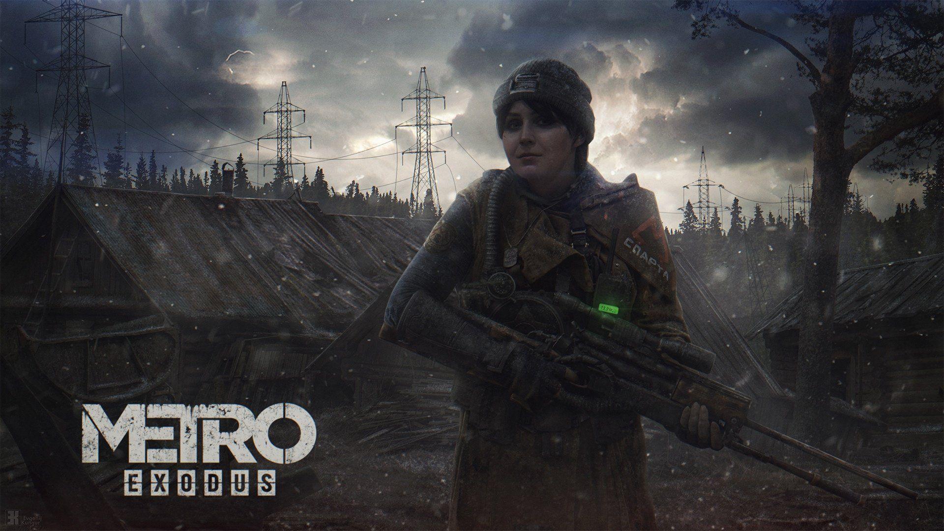 1920x1080 Metro Exodus Wallpaper Background Image View