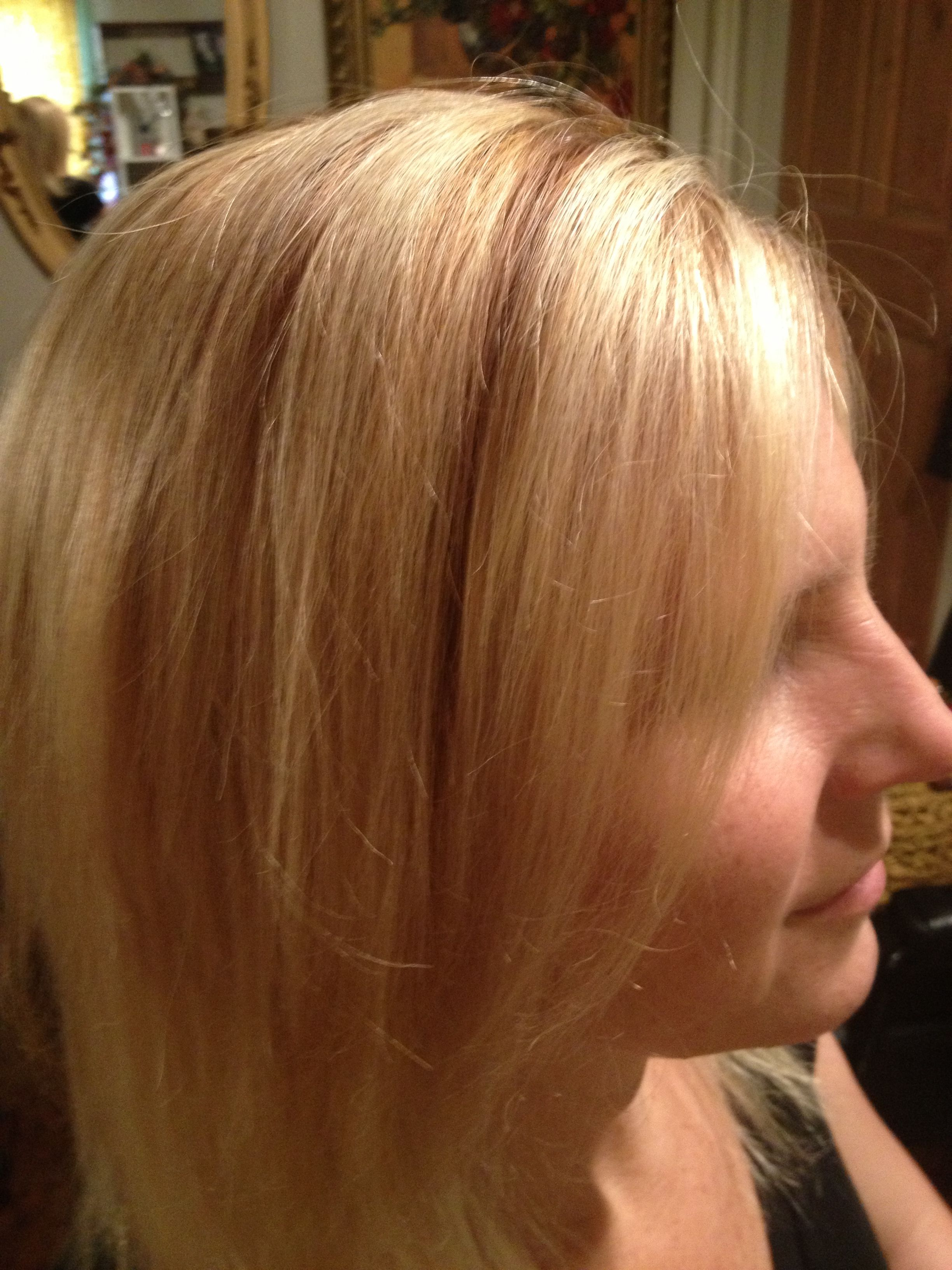 Intricate Foiling Of Highlights Thru Ashe