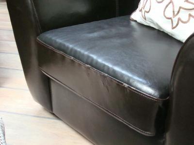 Zestaw Wypoczynkowy Ze Skory Kanapa 2 Fotele 6111336732 Oficjalne Archiwum Allegro Furniture Decor Ottoman