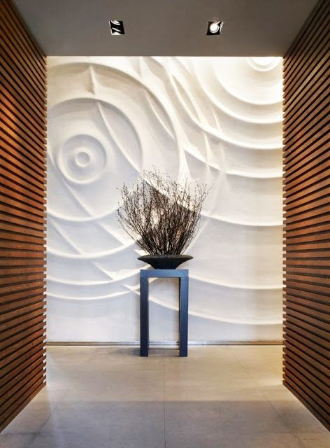 Pvc Wall Paneling For Foyer Walls Wall Design Decor Textured Walls