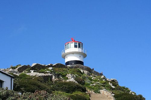 Cape Point Lighthouse, Cape Town, SA.