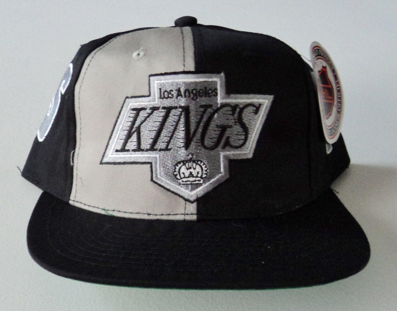Vintage Los Angeles Kings Deadstock Snapback Hat NHL VTG by  StreetwearAndVintage… 7be8035dd6cc
