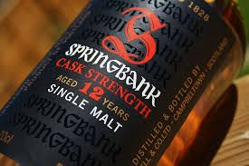 Springbank is a classic still independently owned Scotch that I really enjoy.  Not easy to get here but I've managed to source a bottle, very excited!