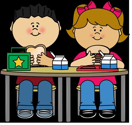 school lunch table. School Lunch Table