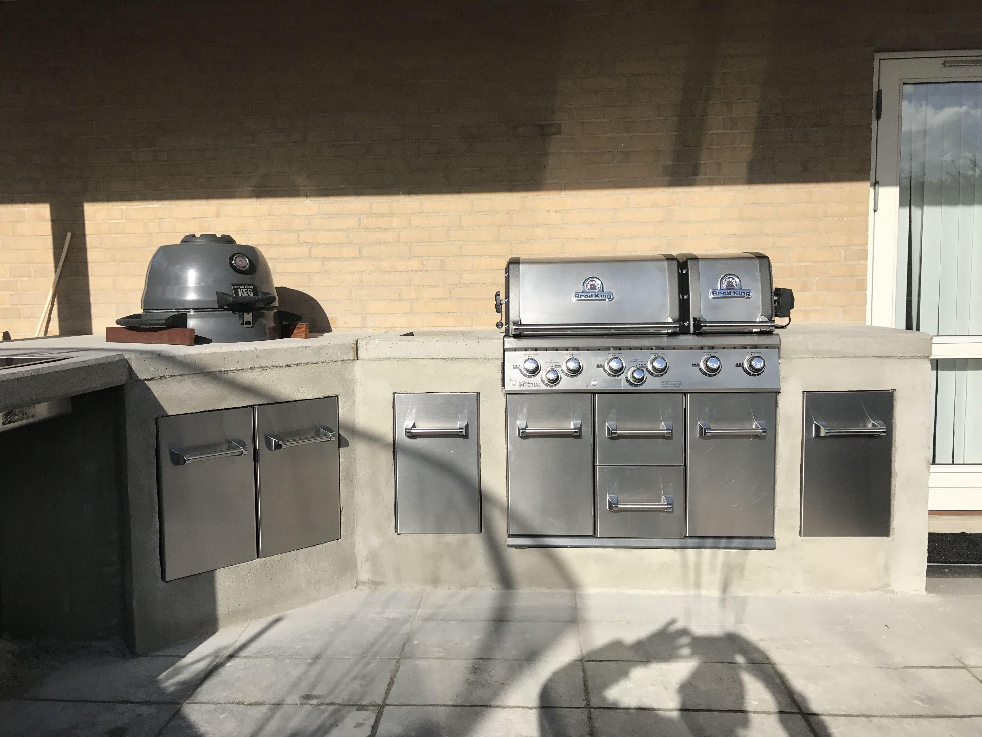 Pin Auf Outdoor Kitchen