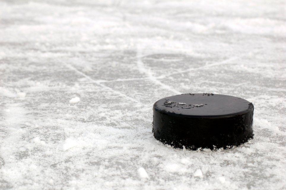 Eishockey Wallpaper Puck