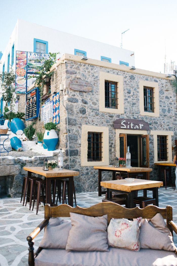Sitar Cafe in Kos Island Greece #ελλαδα