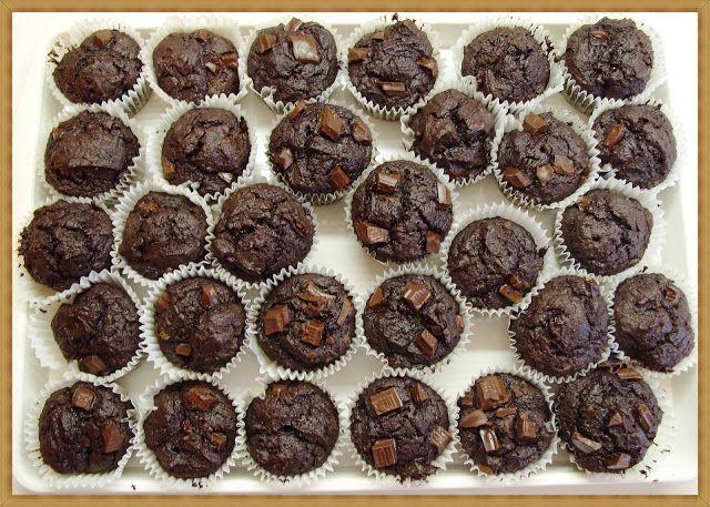 Minden ami recept, praktikák: Csokis muffin recept