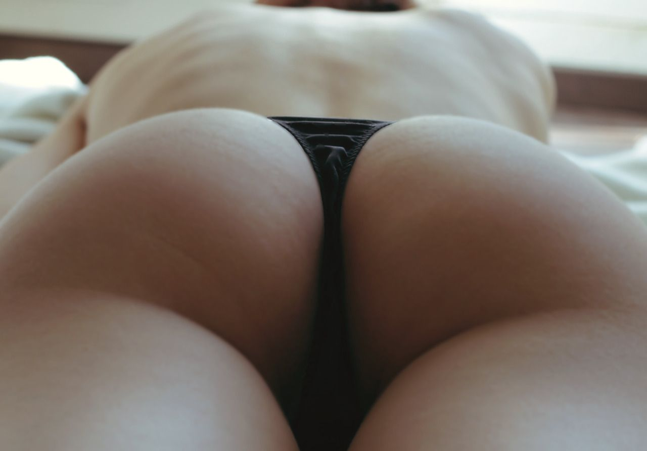 Sexy ass and pussy
