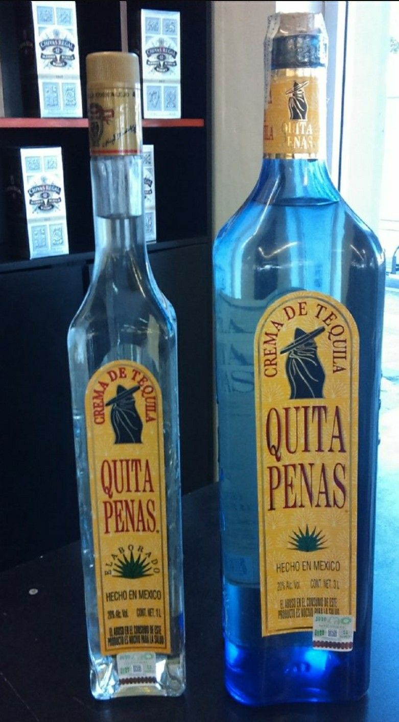 Quita Penas Tequila Cream Dangerously Delicious My