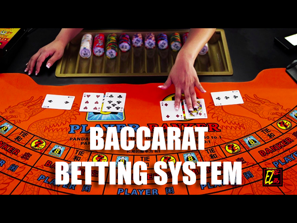How To Make Money Playing Baccarat