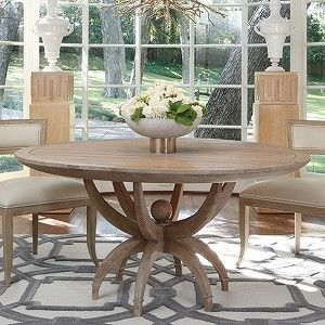 Klismos Table Dining Table Transitional Dining Tables