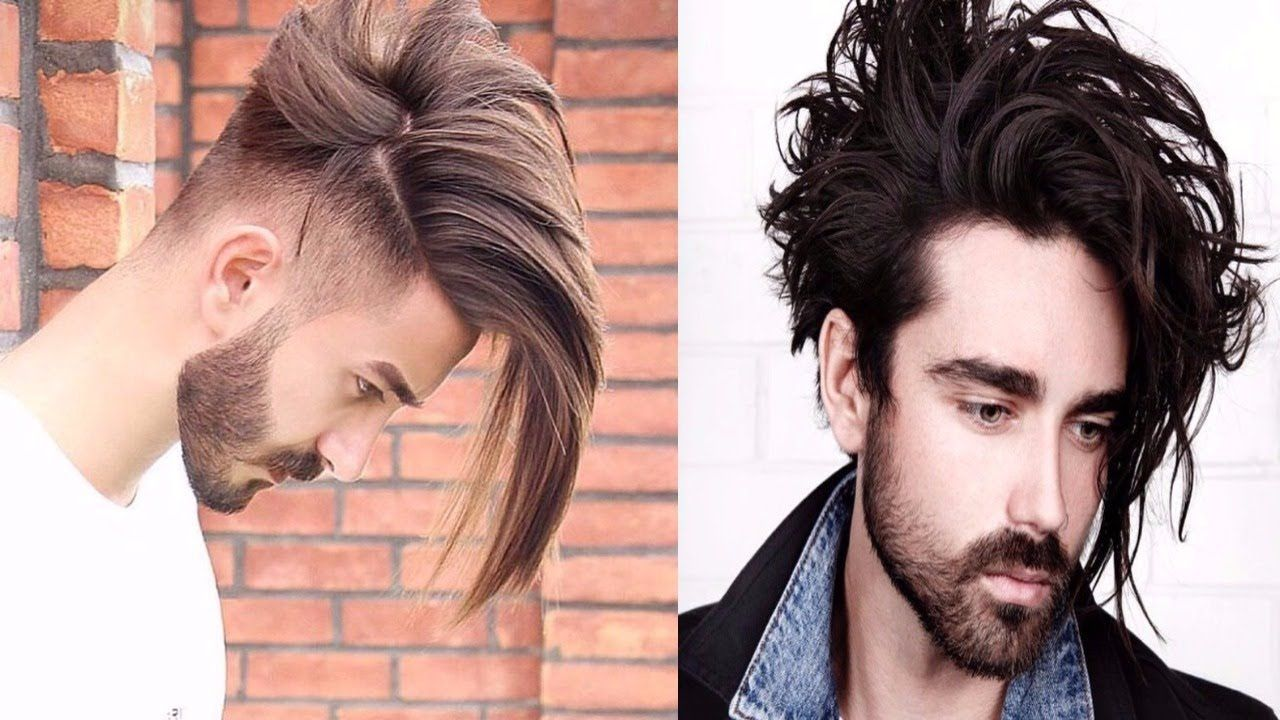 Mens Long Hairstyles Pinpoonam Kaur On Hairstyles  Pinterest