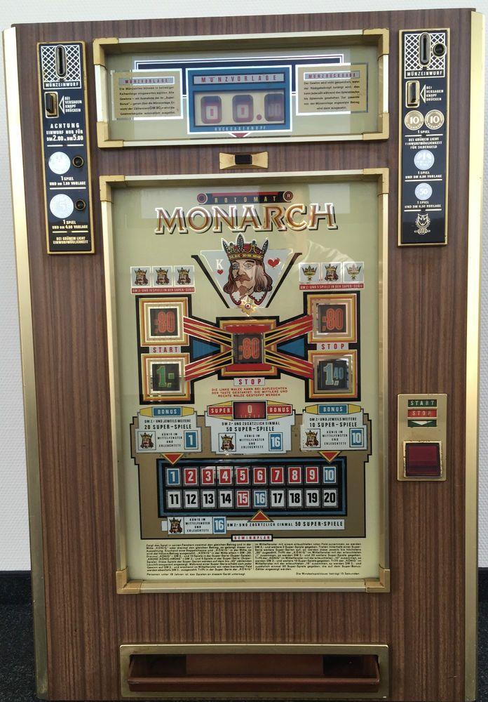spielautomat in kiosk