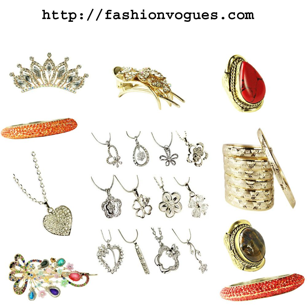 New arrivals in fashion vogues. Find the stunned look fashion jewelry at wholesale price. http://tinyurl.com/kbncfa7