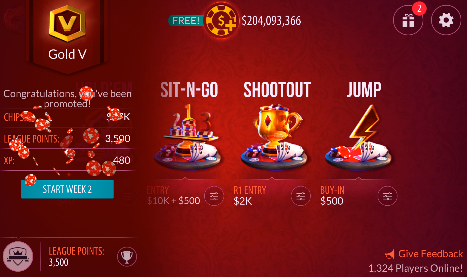 Splash 3 Casino