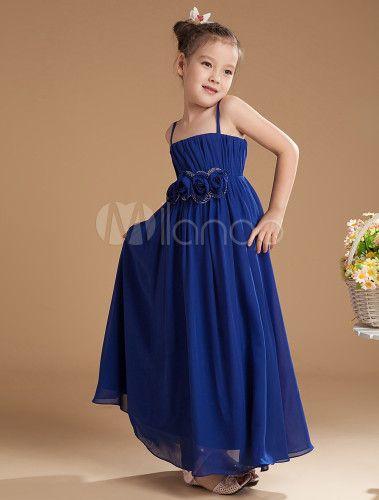 Resultado De Imagen Para Vestidos Niños Blanco Dorado Azul
