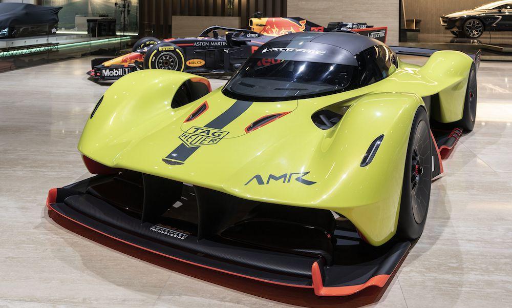 Aston Martin clarifies postponement of Hypercar project in