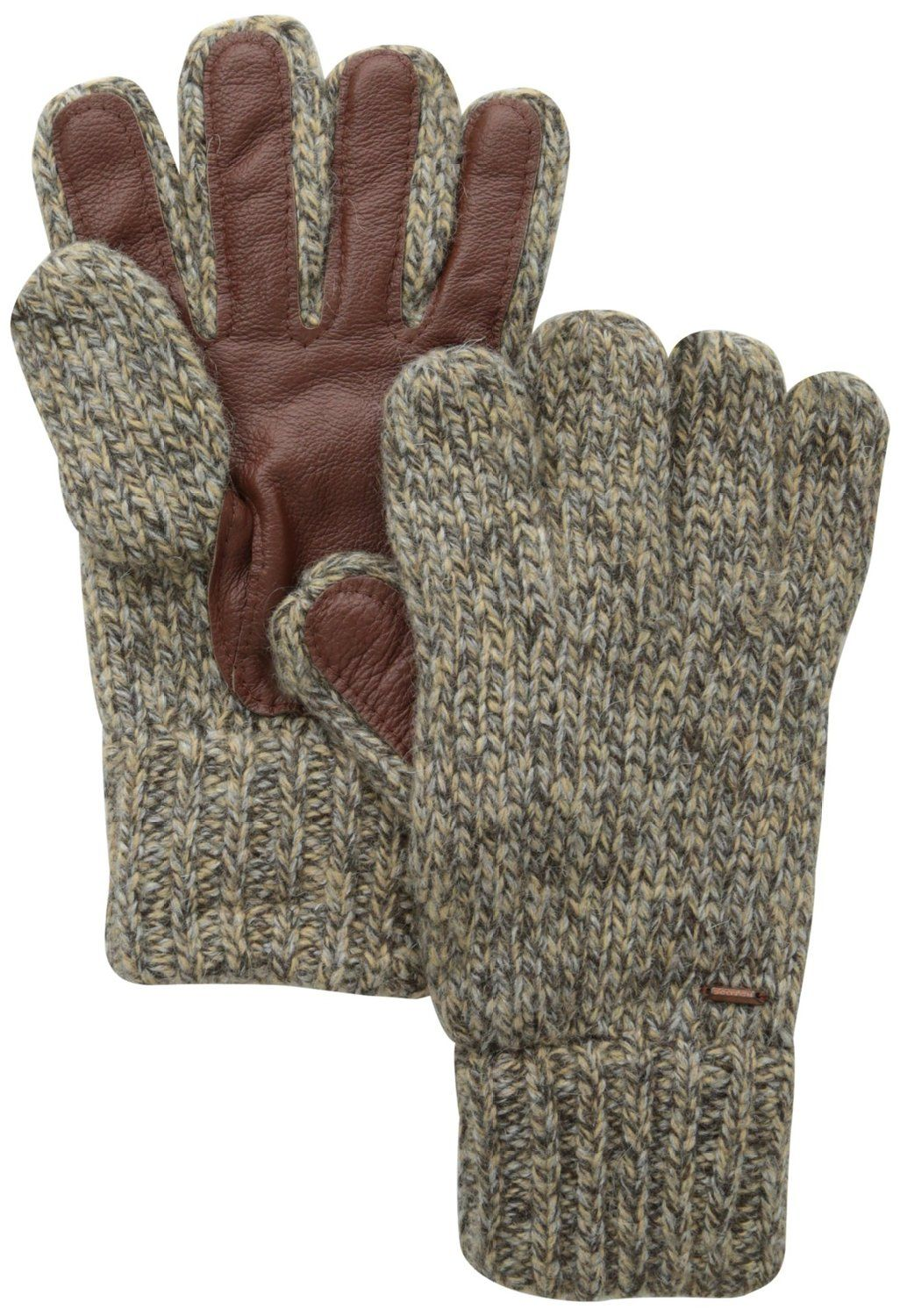 Scotch /& Soda Mens Classic Knitted Gloves