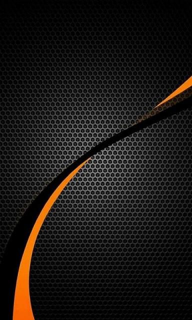 Orange Black Wallpaper raven Pinterest Black wallpaper and