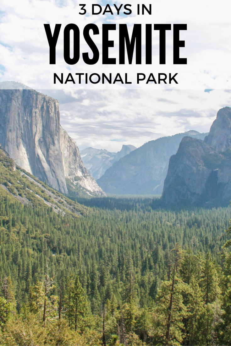 Enjoy the best of California with 3 days in Yosemite, a stunning National Park and World Heritage Site on the slopes of Sierra Nevada. Nature at its best.