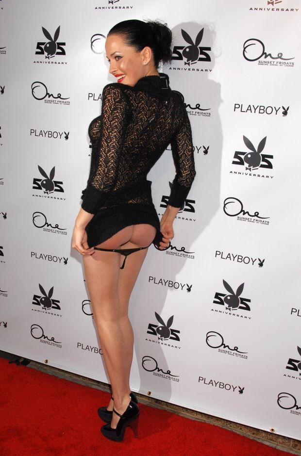 Dasha Astafieva Playboy Anniversary Sports