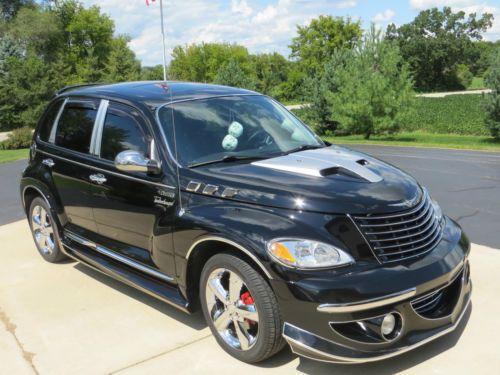 Chrysler Pt Cruiser Gt Turbo Ebay Chrysler Pt Cruiser