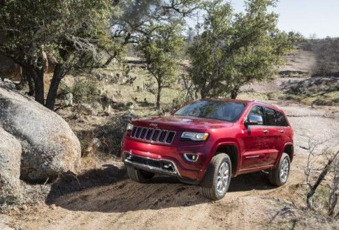 A Day At The Beach With The 2014 Jeep Grand Cherokee Jeep Grand