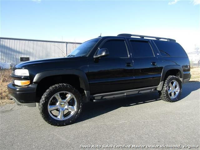 Used 2005 Chevrolet Suburban 1500 Z71 Ltz Edition 4x4 Fully Loaded