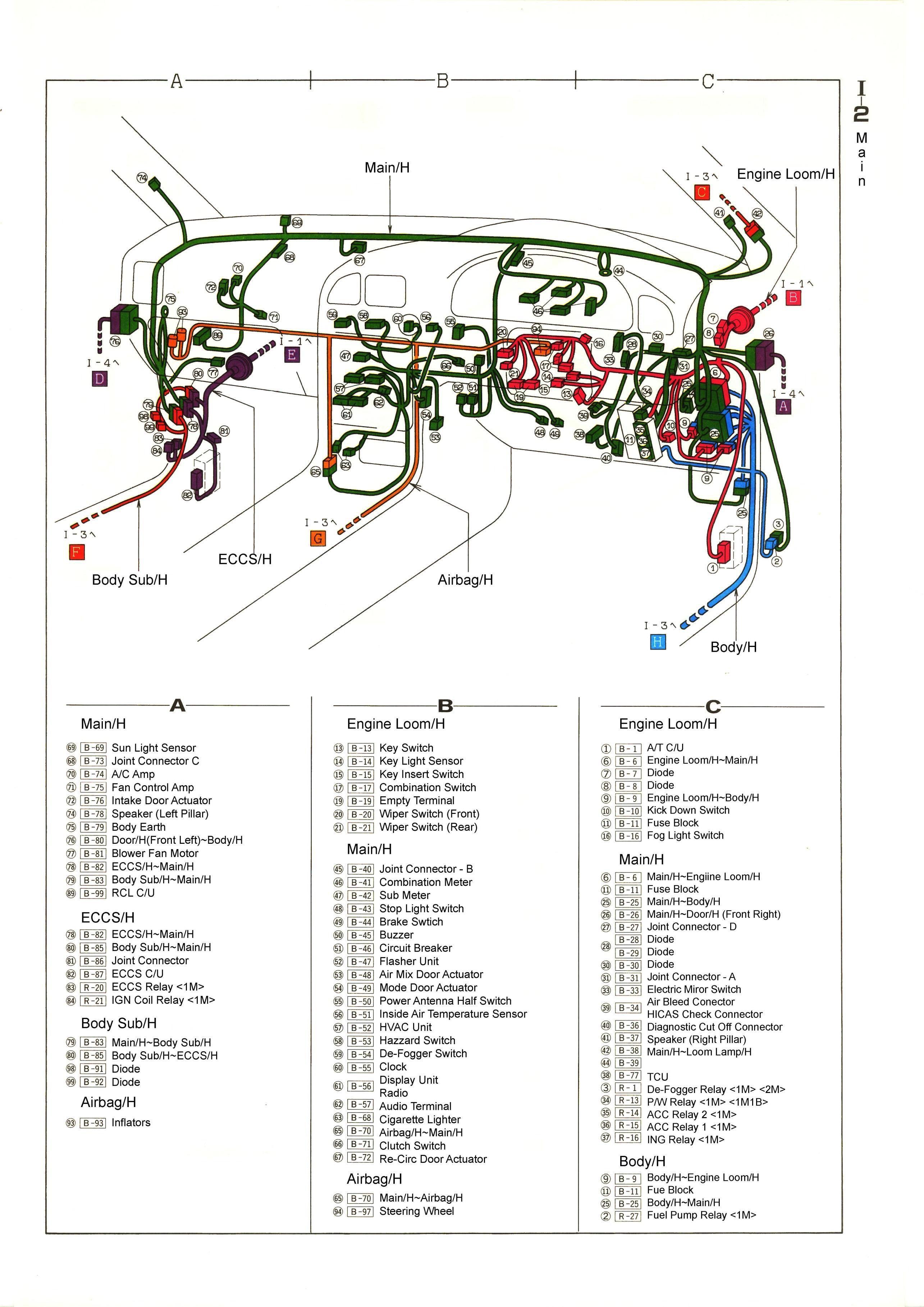 Fog Light Wiring Diagram For 1966 Mustang R32 Skyline Engineering Nissan Skyline Gt