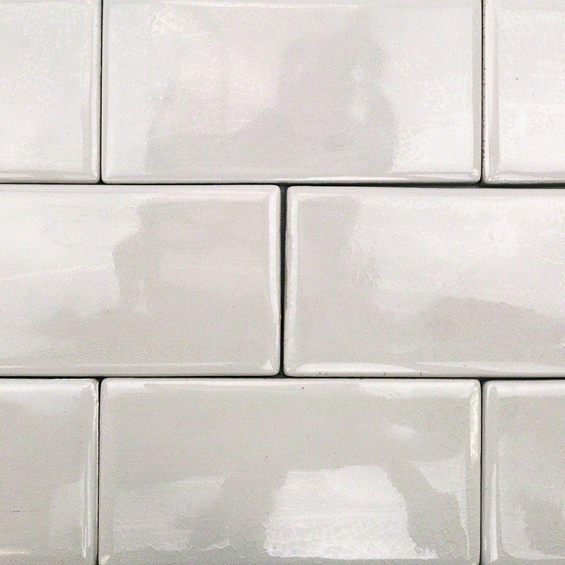 Nabi Glacier White 3x6 Ceramic Tile In 2018 Burning Daylight