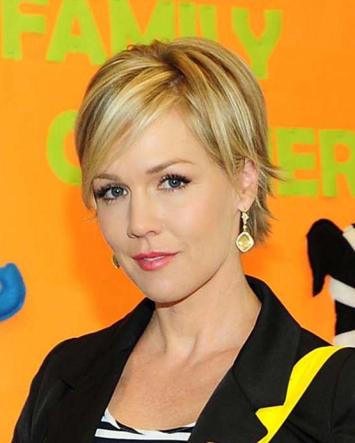 Jennie Garth Short Hair Cute Hairstyles For Short Hair Short Blonde Hair Short Hair Styles