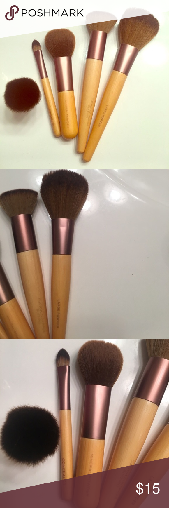 Eco Tools Face Brush Set Eco Tools Face Brush Set. Used a