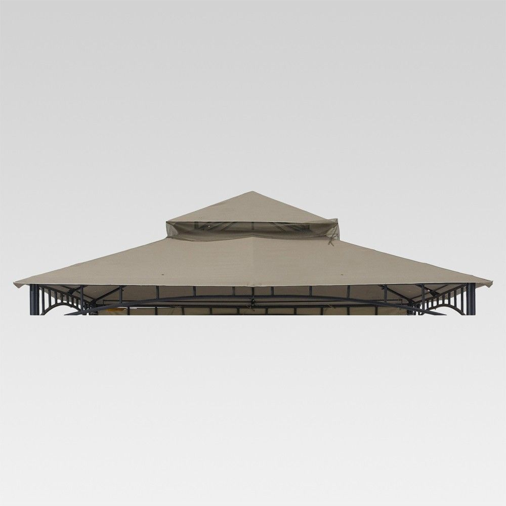 Gazebo Canopy Replacement Dark Olive Threshold In 2019 Products Gazebo Canopy Gazebo Replacement Canopy