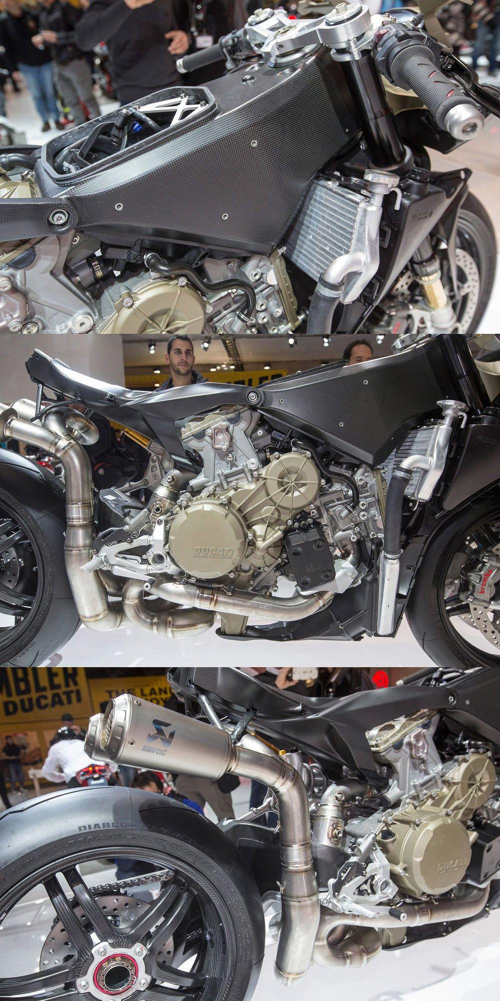 NAKED   2017 Ducati Panigale 1299 Superleggera