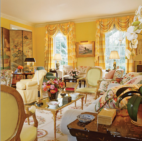 Mario Buatta Fifty Years Of American Interior Decoration French