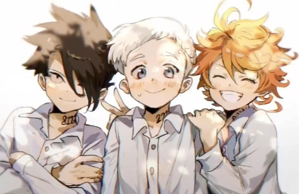 Photo of The Promised Neverland edit??
